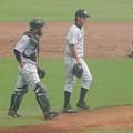 Photos: ウエスタンリーグ・オリックス3-6阪神(24回戦)・ほっともっとフィールド神戸・観客数854人・2015.08.13 (217) 小嶋達也