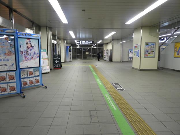 新神戸駅/駅構内(地下鉄方面)