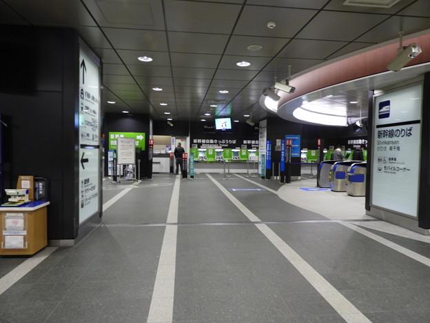 新神戸駅/コンコース
