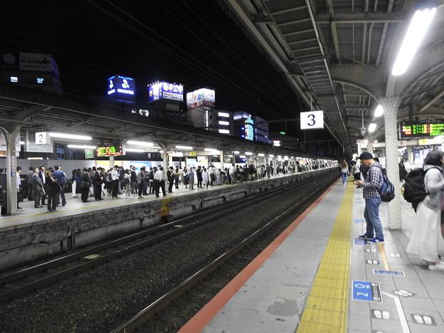 三ノ宮駅/ホーム
