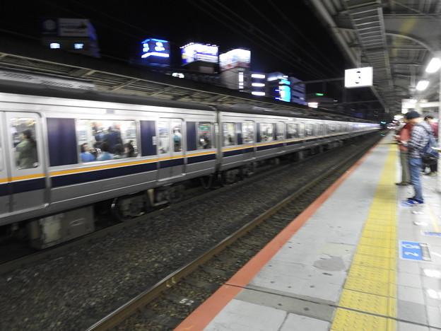 三ノ宮駅/京田辺行き普通電車