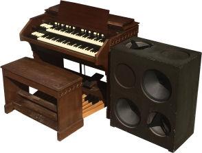 Hammond D型