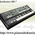 2016.04.27 Roland Synthesizer SH-7