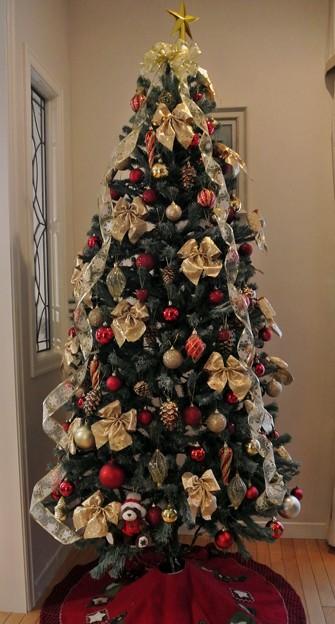 クリスマスツリー20151