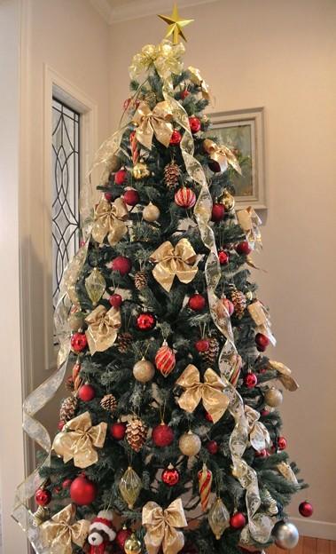 クリスマスツリー20152