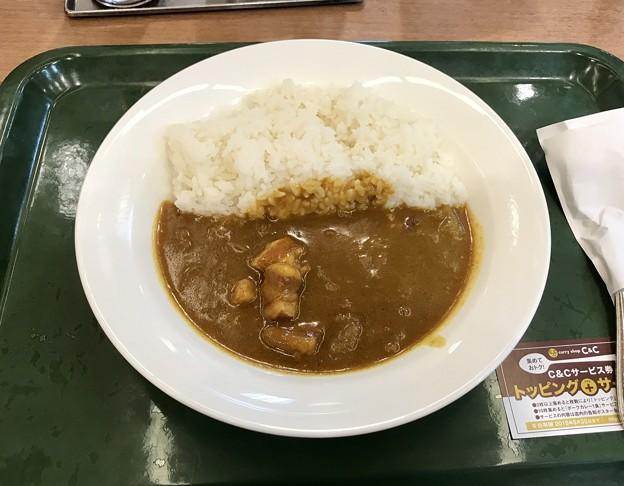 7/17 カレーショップC&C@永田町