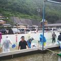 雨のプール清掃 20190706 (2)