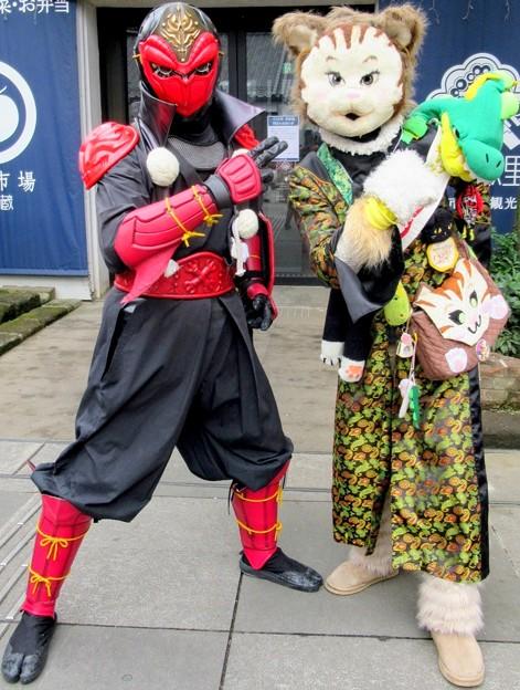 武蔵忍法伝 忍者烈風 と カンフーキャット ゴロちゃん - 写真共有 ...