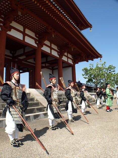 衛士隊:平城京天平祭02 - 写真共有サイト「フォト蔵」