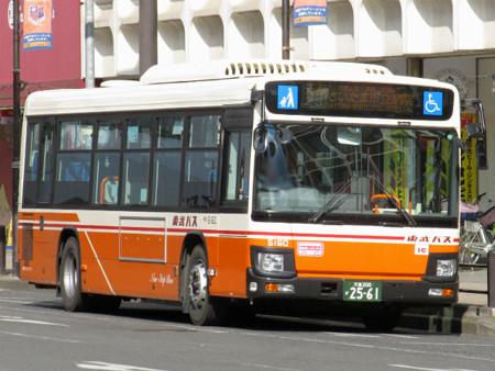 【東武バス】 5160号車
