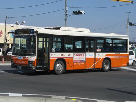 【東武バス】 9833号車